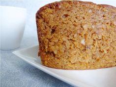 Estrade's cakes: bizcocho de zanahoria, receta