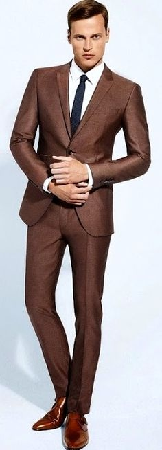 Love everything Brown about this picture #menstyle, style and