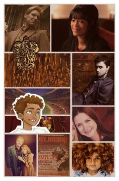 """Fred Weasley II"" by livaaaaaam ❤ liked on Polyvore featuring art"