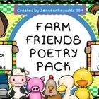 $3  26 PAGES This farm unit is a favorite of mine, and I hope that it will inspire your students  to write five different types of poems about their favorite ba...