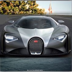 Bugatti Chiron......