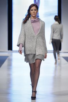 Desfile Kuna en en Lima Fashion Week 2012