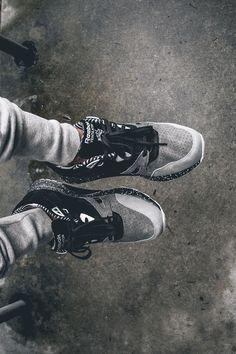 REEBOK Ventilator × MIGHTY HEALTHY #sneakers #fashion
