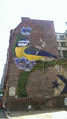 North Quarter - Manchester Art Uk, Manchester, City Photo, Street Art, Travel, Voyage, Viajes, Traveling, Trips
