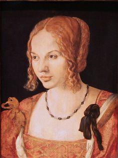 #17         0:30                                             Albrecht Durer 1471-1528 Jeune Vénitienne KHM Vienne