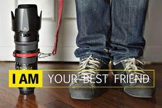 I am your best friend #Nikon
