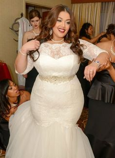 If you are a curvy bride, this roundup is for you because it's full of gorgeous plus size wedding dresses! Don't be afraid of any types of gowns, show ...