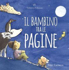 Il bambino tra le pagine albo illustrato di Peter Carnavas, che affronta i temi dell'esistenza, e i grandi perché della vita in modo originale