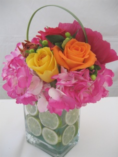 Hope PRC School Auction 2012: Fresh Flower Arrangement- Posh Petals