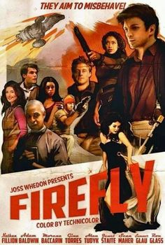 Cool Firefly poster - Imgur