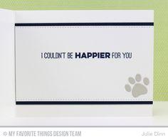 Pet Congratulations - Inside Card by Julie Dinn