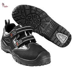 Mascot F0076-910-09-1148 Paldor Chaussures de Sécurité Taille W11/48 Noir - Chaussures mascot (*Partner-Link)