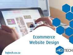Running a #Business could take a lot of your time.  An #Ecommerce could take the strain off with all the functions that we add for you. Your #Clients will have all information at their disposal and places where they can fill in their enquiries without phoning you. Contact us: 0118051609 | info@hqtech.co.za   #hqtech #IT #management #Website #webdevelopment #ecommerce