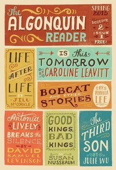 Feeling inspired by  Mary Kate McDevitt's unique #lettering