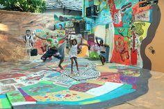 OEUVRES D'ART, STREET ART, DESIGN, OBJETS SACRES, PERFORMANCE-RITUEL #CollectifDegre7 #Fresque #Couleurs #Mana #Bibliothèque #Guyane #Amazonie #UrbanShaman #Chamanisme #Art #Céramique #Peinture #Pochoirs #Performance #Rituel #GrandEsprit #Jariku #Quetzacoatl #Pélican #Purification #BeauxartParis #Paris #Beauxarts Urban, Oeuvre D'art, Les Oeuvres, Street Art, Art Design, Painting, Paris, Shamanism, Ceramics