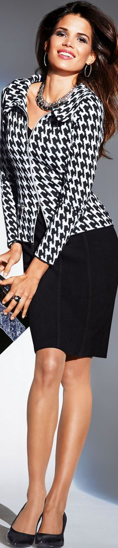 MADELEINE Blazer and Skirt