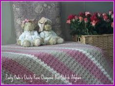 c2c blanket crochet - Google Search