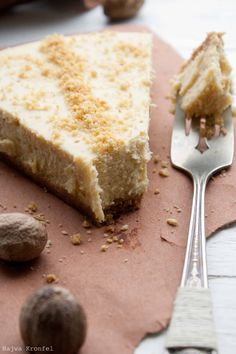 It's All About the Eggnog! Recipes for Fresh Homemade Eggnog & Eggnog Cheesecake ~ by Delicious Shots