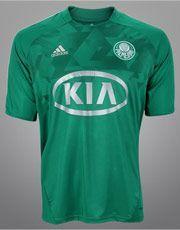 Palmeiras manto 2012/2013