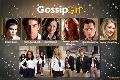 Ik kijk graag naar Gossip Girl