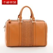 2011228  性別:女性 スタイル:ハンドバッグ紫百バッグは、ヨーロッパやアメリカの革ハンドバッグボストンパッケージ枕パッケージハンドバッグ2011228特別
