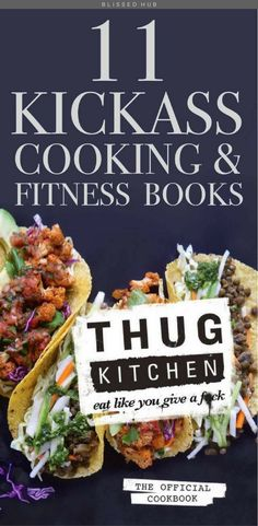 11 KICKASS COOKING & FITNESS BOOKS - fitness motivation, fitness inspiration, fitness books, fitness books for motivation, health and fitness tips, health and fitness, health and fitness tips, health and fitness motivation, health and fitness for motivation, health tips, health food, nutrition, fitness books, health books to read, health books for fitness, health books nutrition - THESE 11 HEALTH & FITNESS BOOKS HAVE TOTALLY CHANGED MY PERSPECTIVE ON HOW I SHOULD BE TREATING MY BOD