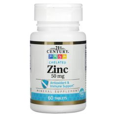 Antioxidant & Immune Support Mineral Supplements Gluten Free Guaranteed Quality Laboratory Tested Zinc is an important antioxidant mineral that supports the immune system. Suggested Use: As a mineral supplement, adults take one (1) tablet daily with any meal or as directed by a healthcare provider. Do not exceed recommended dosage. Individual results may vary. Oral Health, Health Care, Zinc Supplements, Polyvinyl Alcohol, Calcium Carbonate, Protective Packaging, Glass Containers