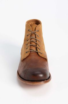 Timberland Boot Company '13 Carries' Plain Toe Boot
