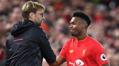 The Goal Would Come For Sturridge     Jurgen Klopp insists Daniel Sturridge's goal drought can be a very useful moment in the Liverpool forward's career. The England international is yet to score in the Premier League this season and cut a frustrated figure in Liverpool's goalless draw with Manchester United at Anfield on Monday Night Football. Sturridge touched the ball just once in the opposition box and did not have a shot at goal before being replaced on the hour mark. Reports in the…