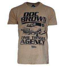 Back to the Future – Doc Brown's Time Travel Agency