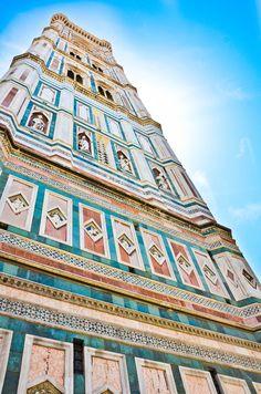 Giotto's Campanile by xthumbtakx Firenze
