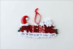 Friends ornament. Can be personalized