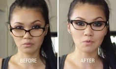 This Unbelievably Simple Hack Will Stop Your Glasses From Sliding Down Your Nose For Good  - Seventeen.com