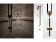 Vote for Pulley Pendant by Alison Berger Glassworks for HOLLY HUNT in Interior Design's Best of Year Awards! #boy2014 https://boyawards.interiordesign.net/voting/product/pulley-pendant