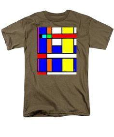 Men's T-Shirt (Regular Fit) - Geometric 9706