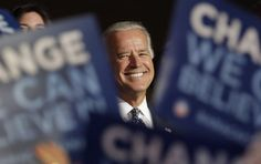 "Introducing the vice president on The Late Show last night, Stephen Colbert said, ""Everybody likes Joe Biden, right?… I think it's because when we see you, we think that we're actually seeing the real Joe Biden."