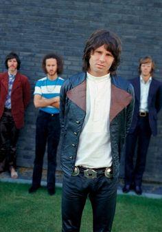 The Doors, 1968.