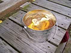 gin bucket recipe - delicious,  this one has a single recipe