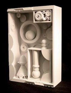 oh the colors we see (fund. color and design): Louise Nevelson Boxes Louise Nevelson, Art Sculpture, Outdoor Sculpture, Abstract Sculpture, Abstract Art, Joseph Cornell, Collages, Still Life Artists, Found Object Art