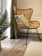 Authentic Home Deocr Boutique. A Handpicked Collection of Unique furniture, natural Home Accessories & Modern Rustic Homewares from scandinavia to the côte d'azur. Newquay, Interior Design Studio, Unique Furniture, Modern Rustic, Cornwall, Home Accessories, Chair, Home Decor, Design Interiors