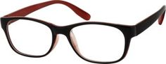 6218 Plastic Full-Rim Frame with Acetate Temples - Zenni Optical