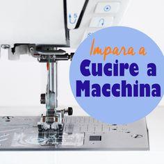 Impara a cucire a macchina con il corso GRATUITO di Cucicucicoo per principianti! Ogni lezione è abbinata ad un tutorial per un progetto pratico fantastico!