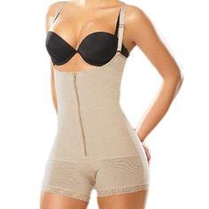 30628157ec18e MWS -  2020 - Topless Boxer Short   Miracle Waist Shapers Women s Shapewear