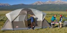 Choosing the best family tent
