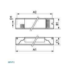 Philips HF-Performer 258 TL-D - Ballast électronique