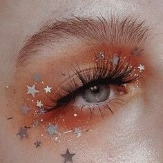 Sternenstaub-Glitzer-Make-up - Ellise M. Sternenstaub-Glitzer-Make-up - Ellise M.,Beauty make-up Sternenstaub-Glitzer-Make-up - Eye Makeup Glitter, Eye Makeup Art, Eye Makeup Remover, Cute Makeup, Pretty Makeup, Skin Makeup, Makeup Inspo, Makeup Inspiration, Beauty Makeup