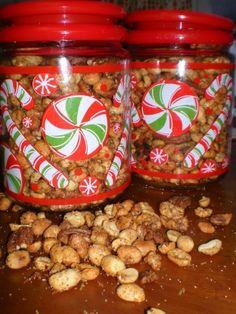Savory Spiced Nuts Recipe - Food.com: Food.com