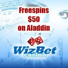 $50 Free spins No Deposit Wizbet Casino