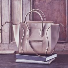 Add a leather tote to your collection.