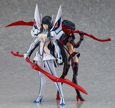 Kiryuuin Satsuki & Ryuko Matoi- Figma
